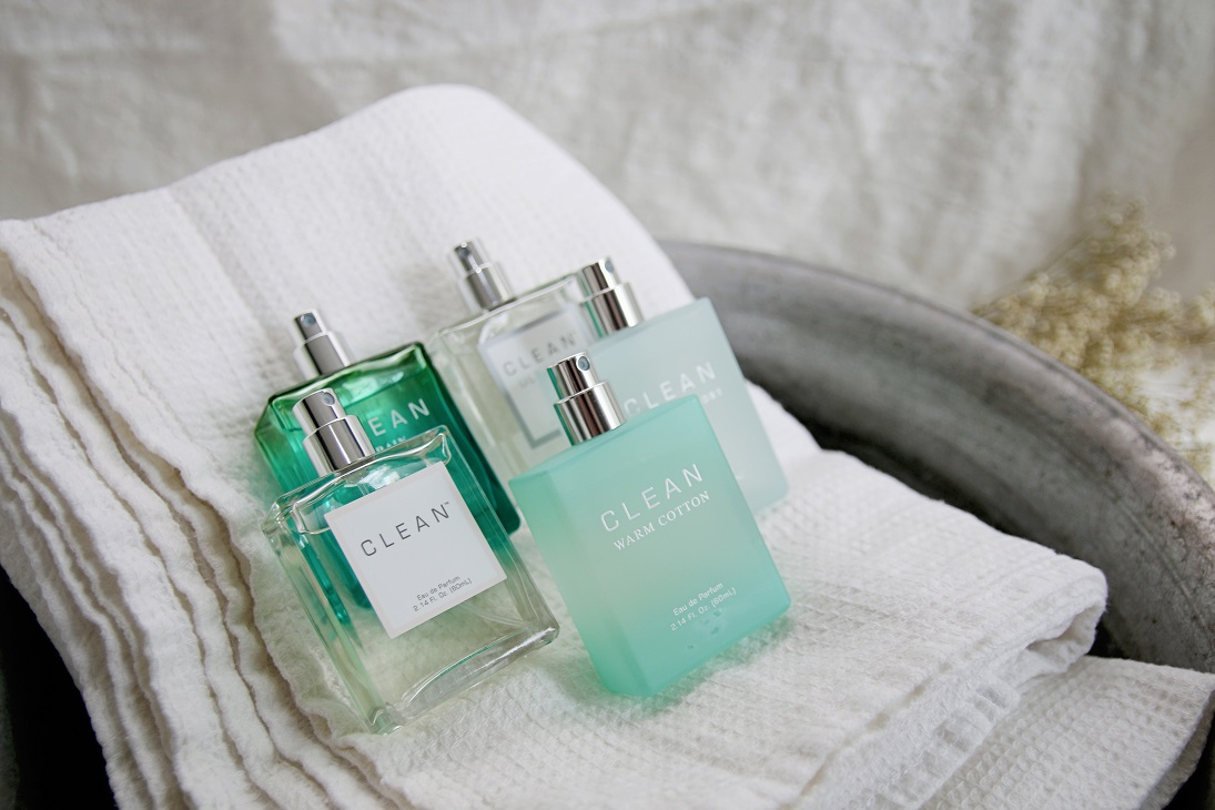 clean perfume warm cotton